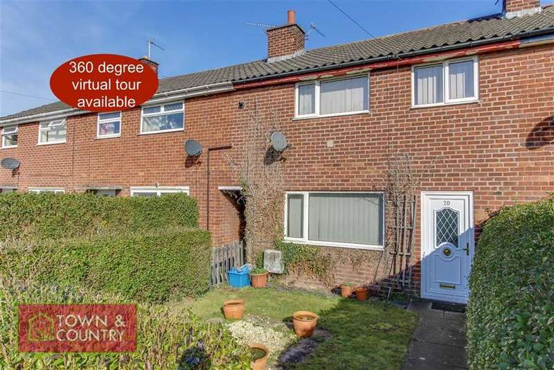 3 Bedrooms Terraced House for sale in Central Drive, Shotton, Deeside