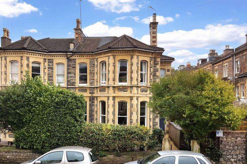 3 Bedrooms Maisonette Flat for sale in Kenilworth Road, Redland