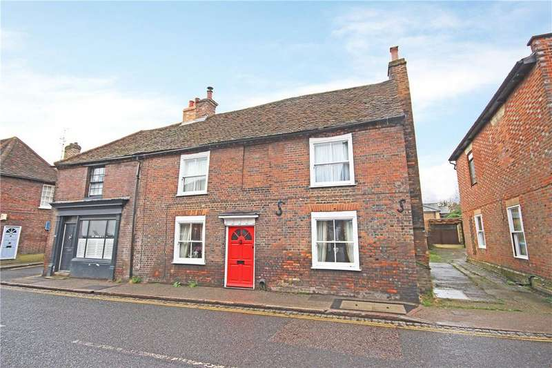 3 Bedrooms Semi Detached House for sale in High Street, Markyate, St. Albans, Hertfordshire