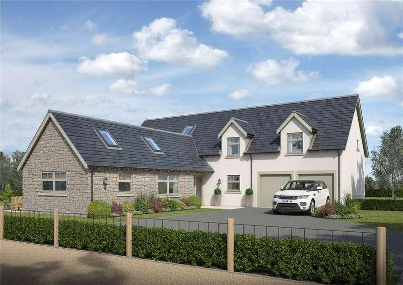5 Bedrooms Detached House for sale in Plot 2, Bellfield, Easter Cash, Strathmiglo, KY14