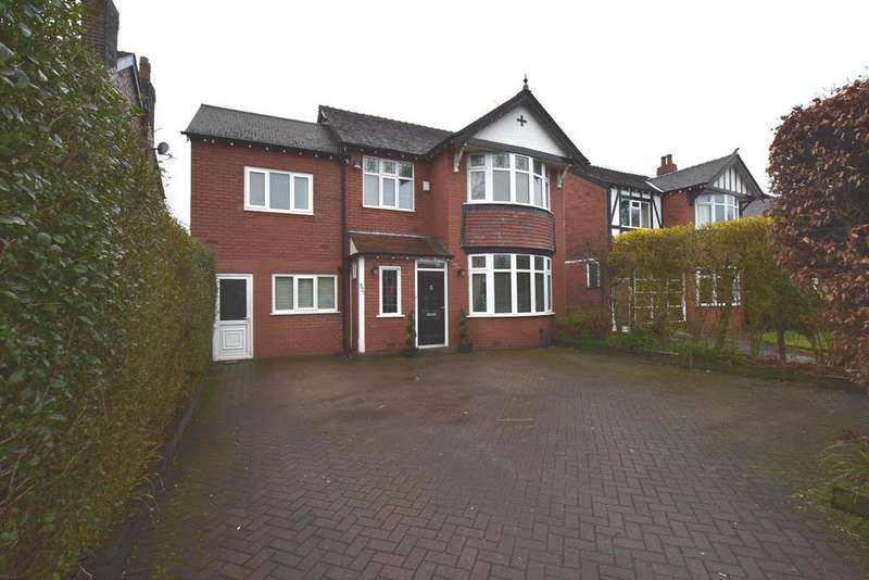 4 Bedrooms Detached House for sale in Bramhall Lane, Davenport, SK3
