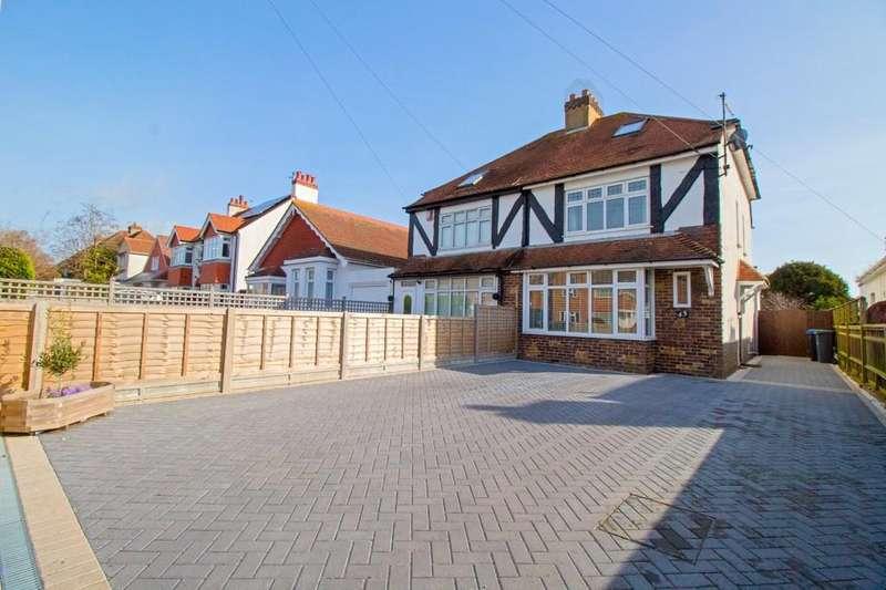 3 Bedrooms Semi Detached House for sale in Kingston Lane, Southwick
