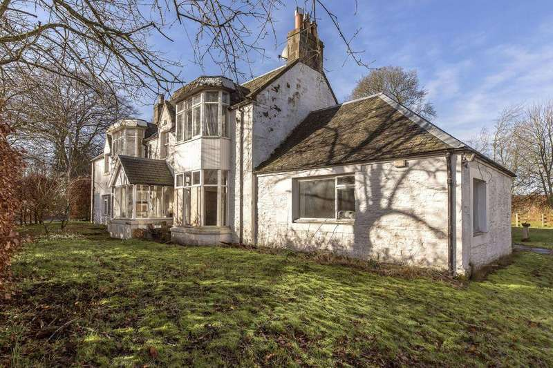 6 Bedrooms Detached House for sale in Netherby, Romanno Bridge, West Linton, EH46 7DB
