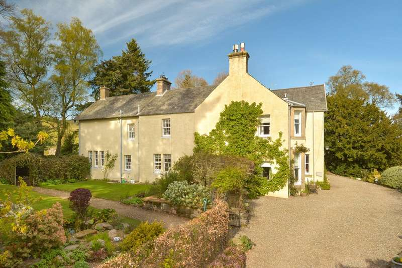5 Bedrooms Detached House for sale in Druimantavore Lodge, Crieff, Perthshire, PH7