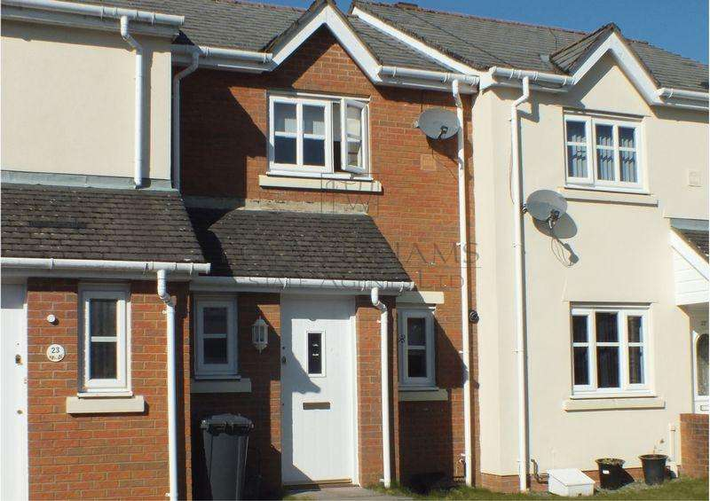 2 Bedrooms Terraced House for sale in 25 Lakeside Close, Nantyglo
