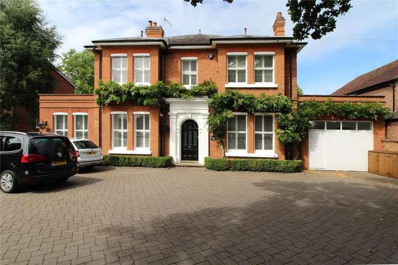 7 Bedrooms Detached House for sale in Lillington Avenue, Leamington Spa, Warwickshire, CV32
