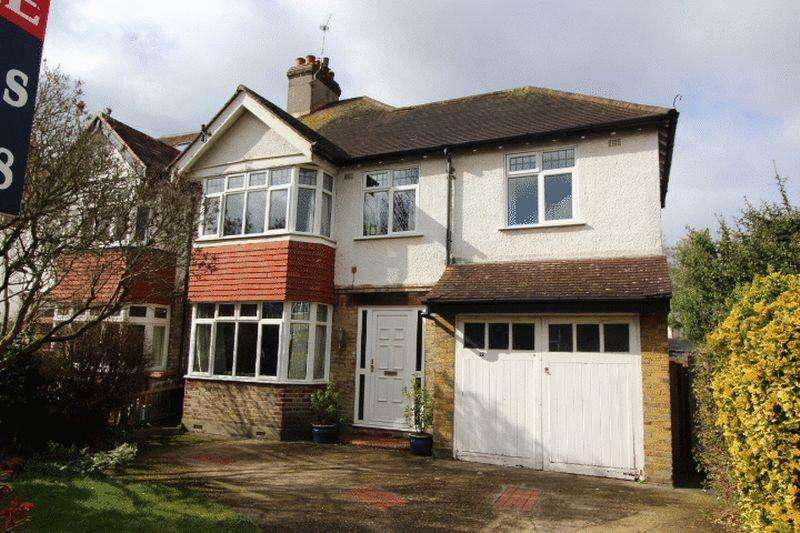4 Bedrooms Semi Detached House for sale in Barrow Hedges Close, Carshalton Beeches