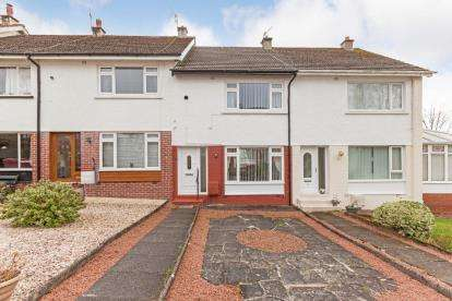2 Bedrooms Terraced House for sale in Walkerston Avenue, Largs
