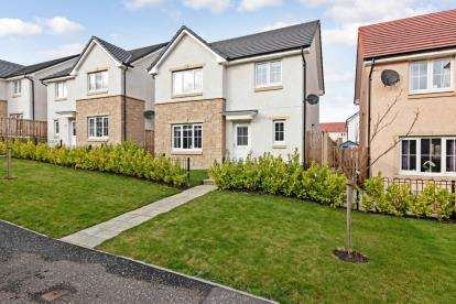 3 Bedrooms Detached House for sale in Millcraig Place, Winchburgh