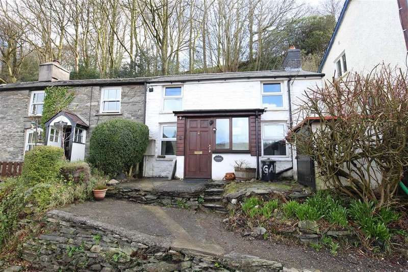 2 Bedrooms Cottage House for sale in Pontrhydygroes, Ystrad Meurig