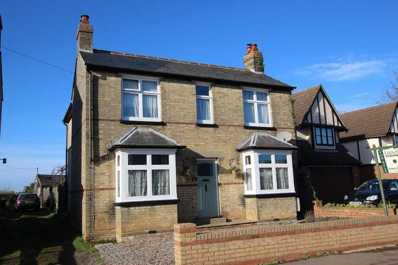 3 Bedrooms Detached House for sale in Church Street, Langford, SG18