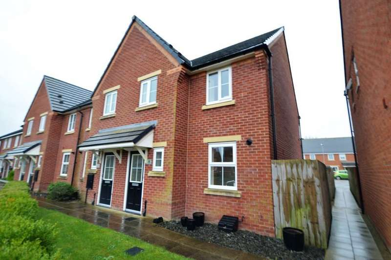 3 Bedrooms End Of Terrace House for sale in Willow Road, Thornton-Cleveleys, FY5