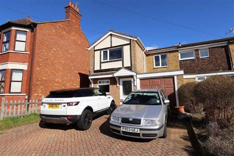 4 Bedrooms End Of Terrace House for sale in Rosebery Avenue, Linslade