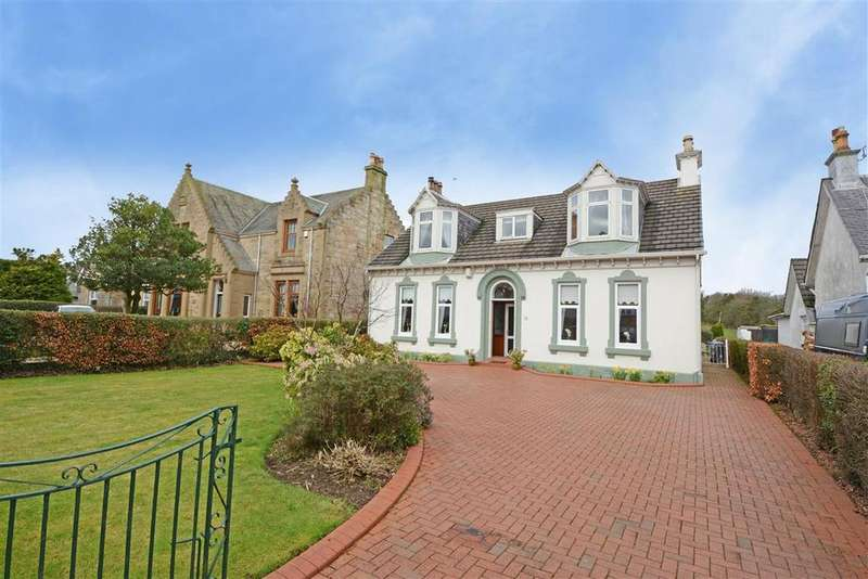 4 Bedrooms Detached Villa House for sale in 4 Largs Road, Kilbirnie, KA25 7AT