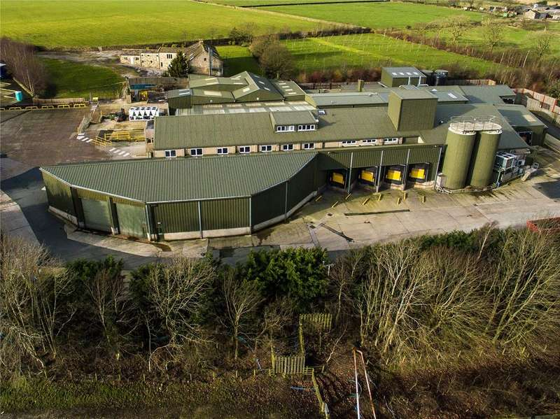 Farm Commercial for sale in Lot 1- Springfield Processing Plant, Cold Cotes Road, Felliscliffe, Harrogate, North Yorkshire, HG3