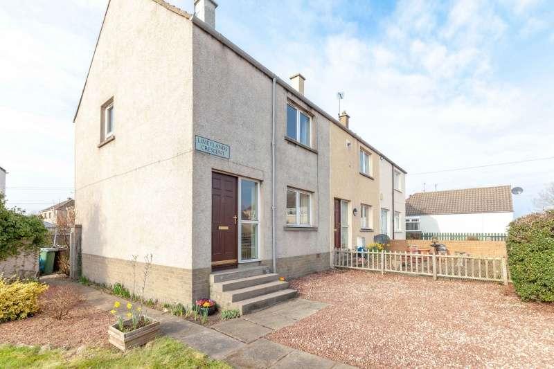 2 Bedrooms Villa House for sale in Limeylands Crescent, Ormiston, East Lothian, EH35 5LE