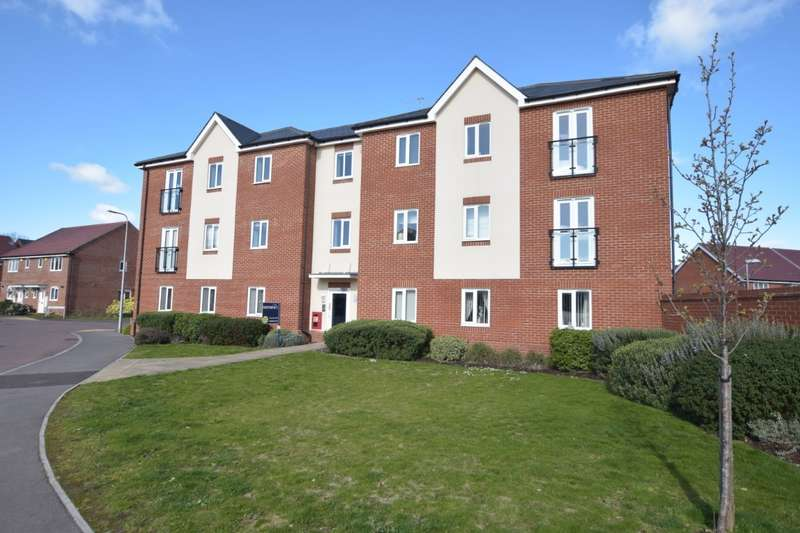 2 Bedrooms Apartment Flat for sale in Tabby Drive, Three Mile Cross, Reading, RG7