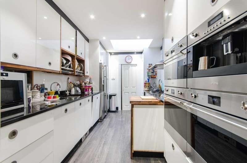 4 Bedrooms Semi Detached House for sale in Earlsfield Road, Earlsfield, SW18
