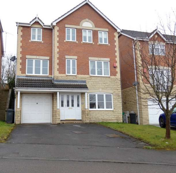 5 Bedrooms Detached House for sale in Moorthorpe Rise, Sheffield, South Yorkshire, S20