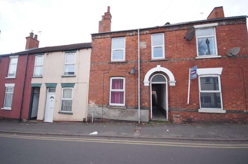 3 Bedrooms Terraced House for sale in Baggholme Road, Lincoln
