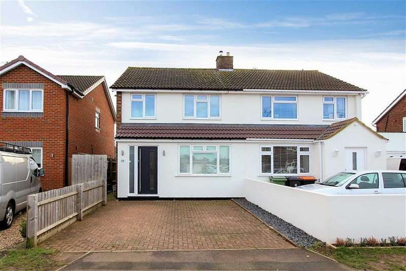 3 Bedrooms Semi Detached House for sale in Brooklands Drive, Leighton Buzzard