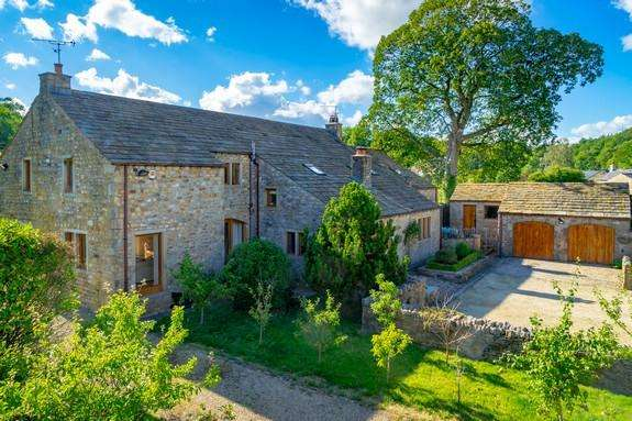 5 Bedrooms Detached House for sale in Holden, Bolton By Bowland, Clitheroe BB7