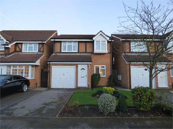 3 Bedrooms Detached House for sale in Maplin Park, Slough, SL3