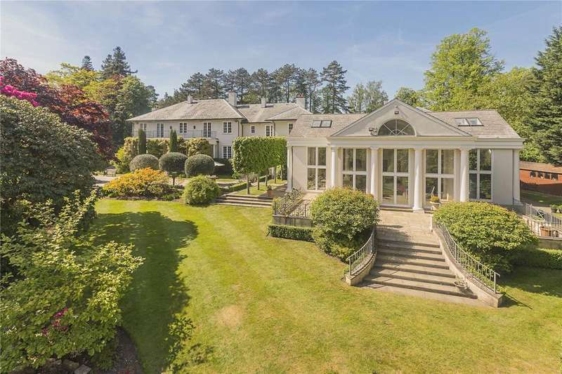 7 Bedrooms Detached House for sale in Titlarks Hill, Ascot, Berkshire