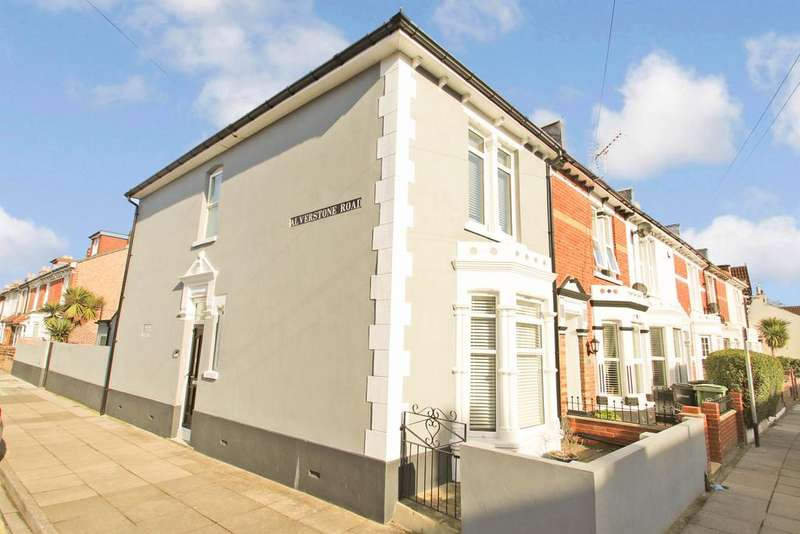 3 Bedrooms End Of Terrace House for sale in Carisbrooke Road, Southsea PO4
