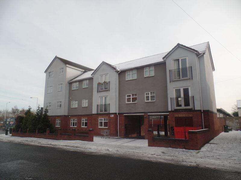 18 Bedrooms Detached House for sale in Mallaby Court, 11 Mallaby Street, Birkenhead