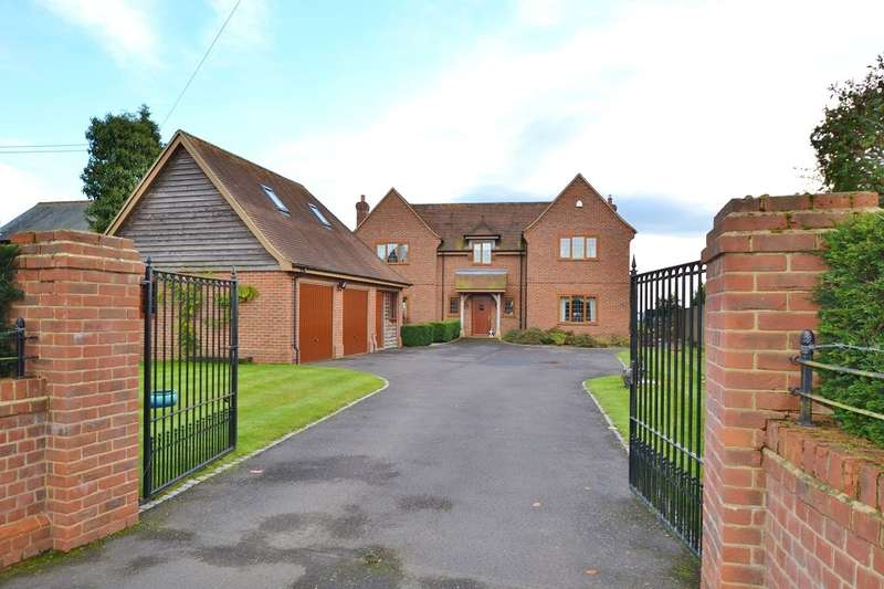 4 Bedrooms Detached House for sale in Frogham