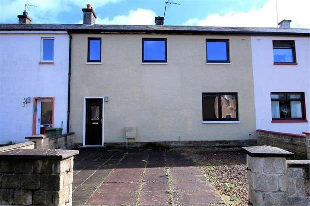 3 Bedrooms Terraced House for sale in Park Circle, Moffat, Dumfries and Galloway