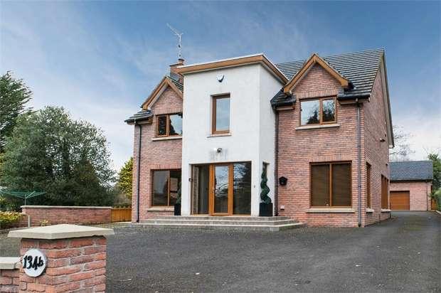 5 Bedrooms Detached House for sale in Belfast Road, Muckamore, Antrim