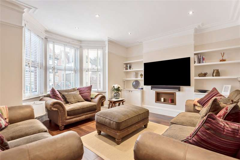 4 Bedrooms Semi Detached House for sale in Oxhey Avenue, Watford, Hertfordshire, WD19