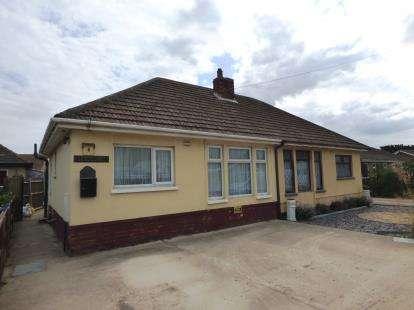 2 Bedrooms Bungalow for sale in Millfield, Trusthorpe, Mablethorpe