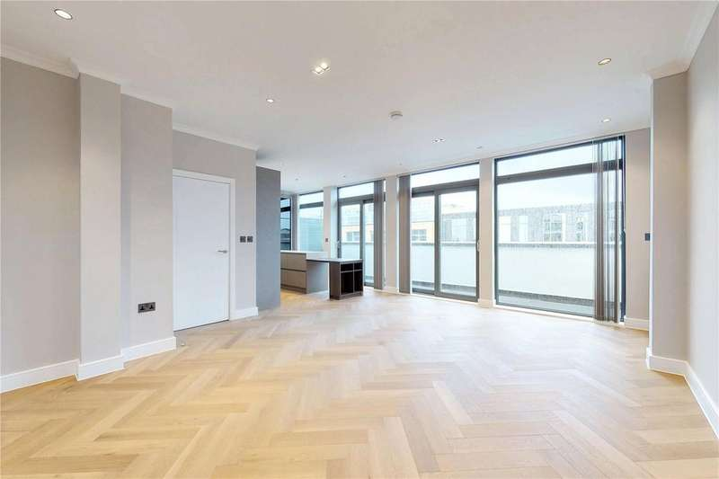 4 Bedrooms Penthouse Flat for sale in Kingsland Road, London, E8