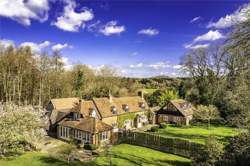7 Bedrooms Detached House for sale in Cold Harbour, Goring Heath, Reading, RG8