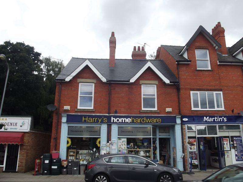 2 Bedrooms Flat for rent in Station Road, Woodhall Spa