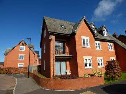 1 Bedroom Flat for sale in Bennetts Mill Close, Woodhall Spa, Lincoln, Lincolnshire