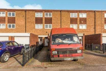 3 Bedrooms Terraced House for sale in Hospital Street, Birmingham, West Midlands