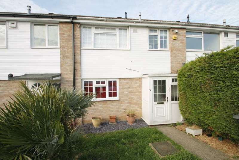 3 Bedrooms Terraced House for sale in Ballinghall Close, Goldington, Bedford