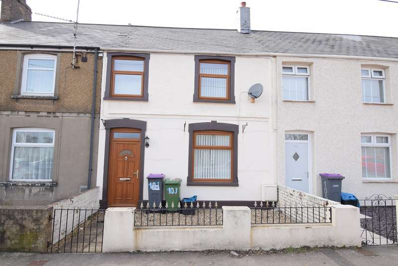 2 Bedrooms Terraced House for sale in Stafford Road, Griffithstown, Pontypool, NP4