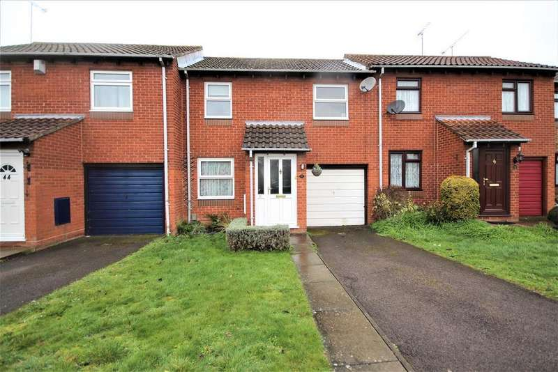 2 Bedrooms Terraced House for sale in Chilcombe Way, Lower Earley, Reading