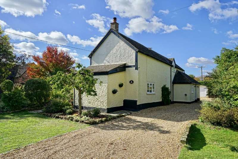 3 Bedrooms Cottage House for sale in Hatch Common, Hatch