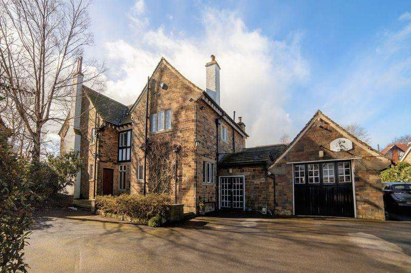 5 Bedrooms Unique Property for sale in White Chimneys, Skircoat Green, Halifax