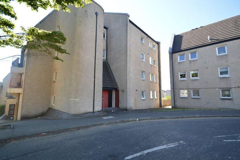 2 Bedrooms Flat for sale in Strathayr Place, Ayr, South Ayrshire, KA8 0AY