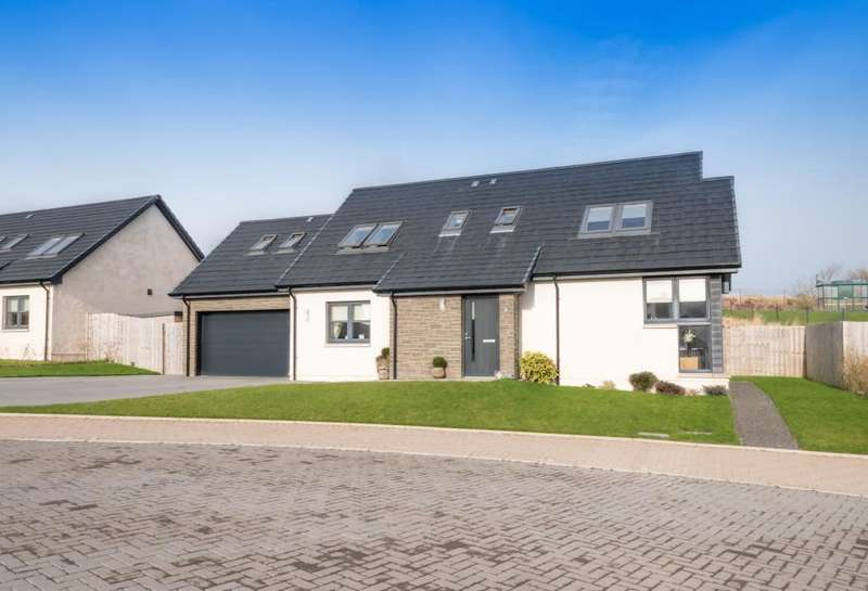 4 Bedrooms Detached House for sale in Braeview Gardens, Montrose