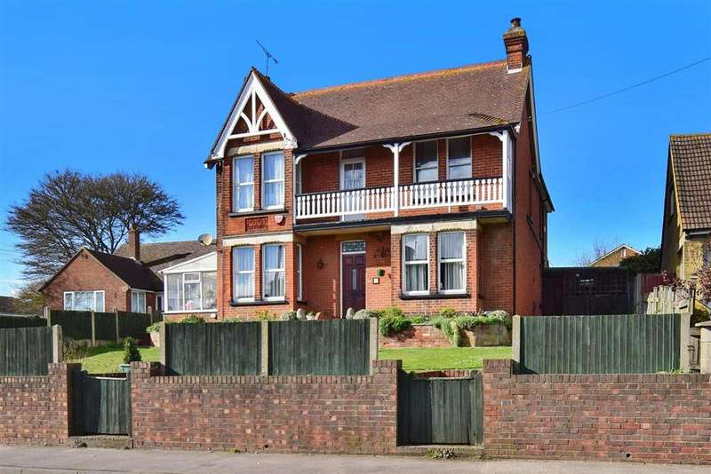 4 Bedrooms Detached House for sale in Island Road, , Upstreet, Canterbury, Kent