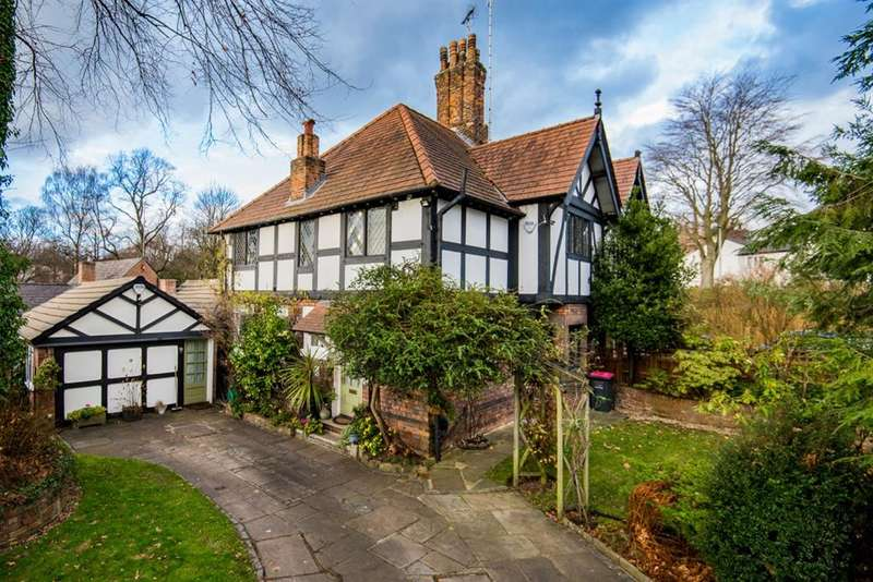 4 Bedrooms Semi Detached House for sale in The Green, Worsley, Manchester, M28 2PA