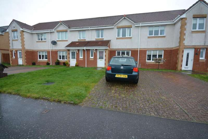 3 Bedrooms Terraced House for sale in Station Gate, Darvel, KA17